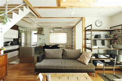 Japanese Home Interior by Japanese Style Interior Design