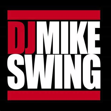 swing logo dj mike swing mikeswing