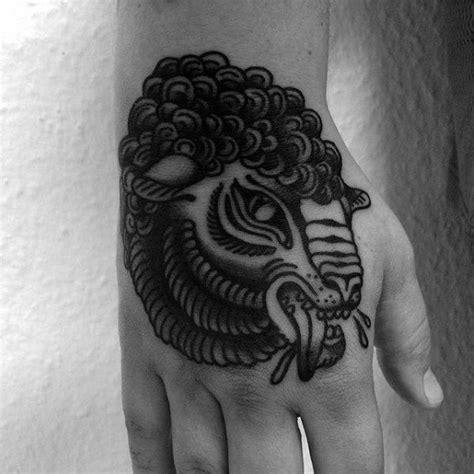 black sheep tattoo designs 60 sheep designs for fleece ink ideas