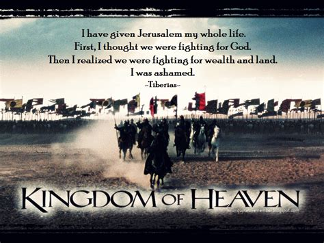 movie quotes kingdom of heaven godfrey kingdom of heaven quotes quotesgram