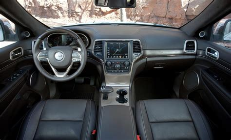2014 Jeep Grand Interior 2014 Jeep Grand Ecodiesel Autos Weblog
