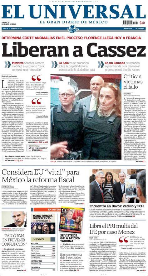 periodico el universal de mexico noticias el universal html autos weblog