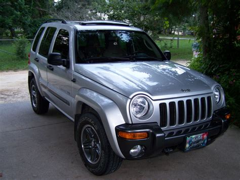 2004 Jeep Grand Liberty Edition 2004 Jeep Liberty Pictures Cargurus