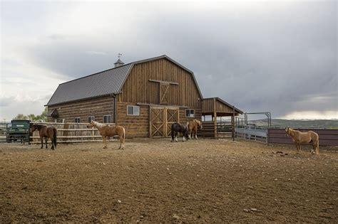 Shed Wyoming by Morton Buildings Barn In Wyoming Barn Sweet Barn
