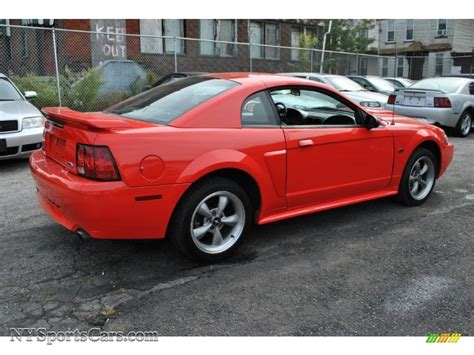 2001 mustang coupe 2001 ford mustang gt coupe in performance photo 2