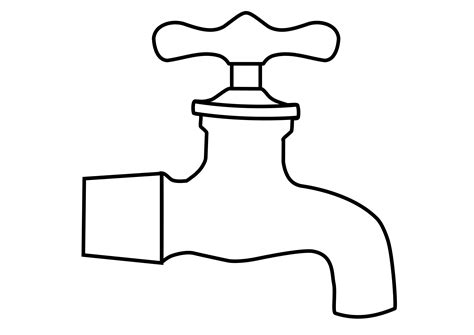 Water Faucet Vector by Free Stock Photo Of Water Faucet Vector Clipart