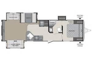 Keystone Rv Floor Plans by 2016 Premier 30repr Floor Plan Travel Trailer Keystone Rv