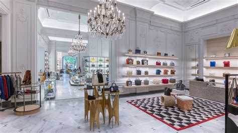 Nail Month At Blogdorf Goodman by Newly Renovated Bergdorf Goodman Courts The Who
