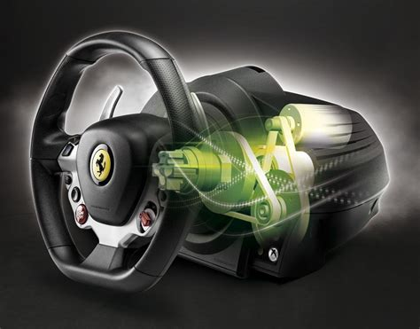 New Thrustmaster Tx 458 Italia Thrustmaster Tx Racing Wheel 458