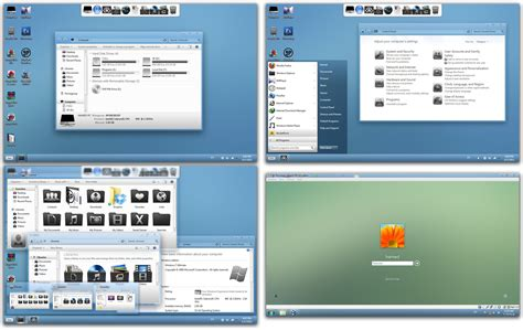 download theme pack for windows 7 ultimate soft skinpack skinpack customize your digital world