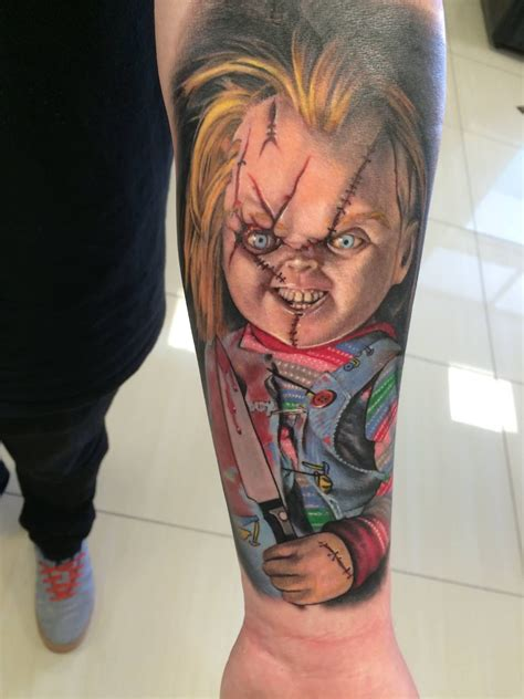 tattoo ideas on pinterest chucky with knife tattoo www pixshark com images