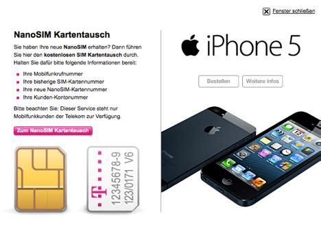 Memory Card Alnect nano sim telekom informiert 252 ber kartentausch macerkopf