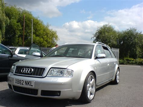 Audi S6 C5 file silver audi s6 avant c5 fr jpg wikimedia commons