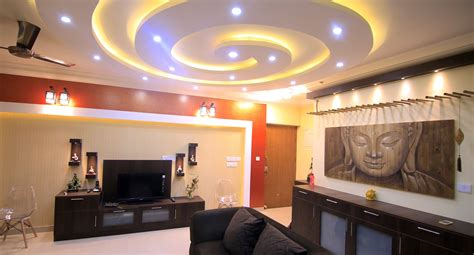 Flat Design Ideas by Sandeep Rao S House Interior Design Salarpuria