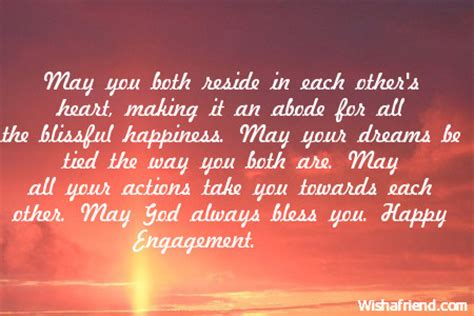 wedding wishes quotes for nephew may you both reside in each engagement wish