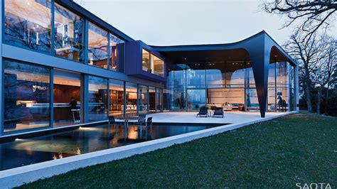house architect ch lake house saota architecture and design