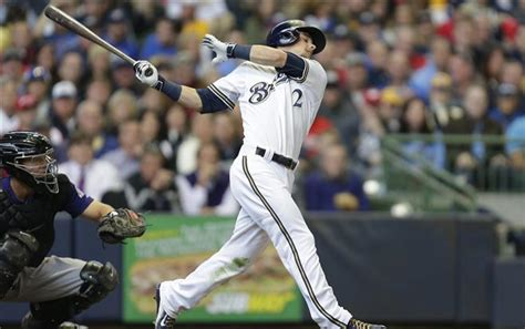 2nd swing milwaukee brewers bats stagnant after a hot spring