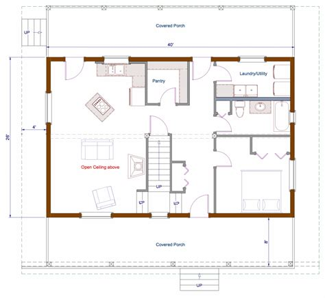 bar barn style floor plans with images barn style floor