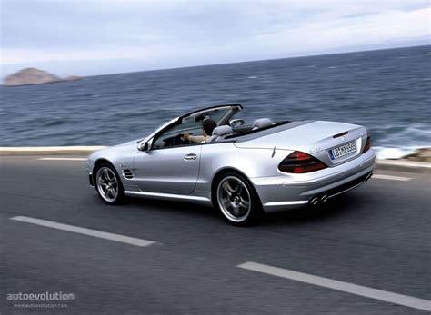 car manuals free online 2004 mercedes benz sl class interior lighting mercedes benz sl 65 amg r230 2004 2005 2006 autoevolution
