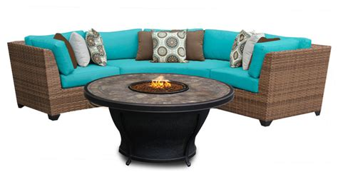 tropical outdoor furniture tuscan 4 outdoor wicker patio furniture set 04d 2