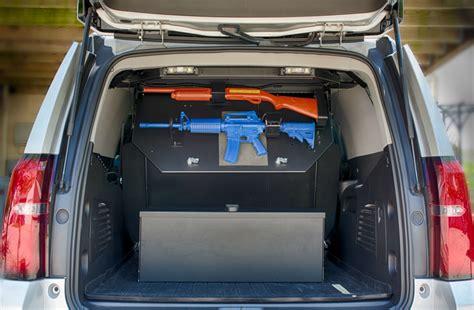loft dual gun vault trunk storage products lund industries