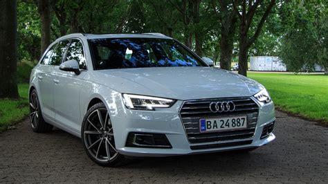 Audi 2 0 Tfsi Motor by Test Audi A4 Avant 2 0 Tfsi Nerv 248 S Motor Bilsektionen Dk