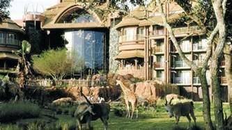 Disney S Animal Kingdom Lodge In Walt Disney World Resort