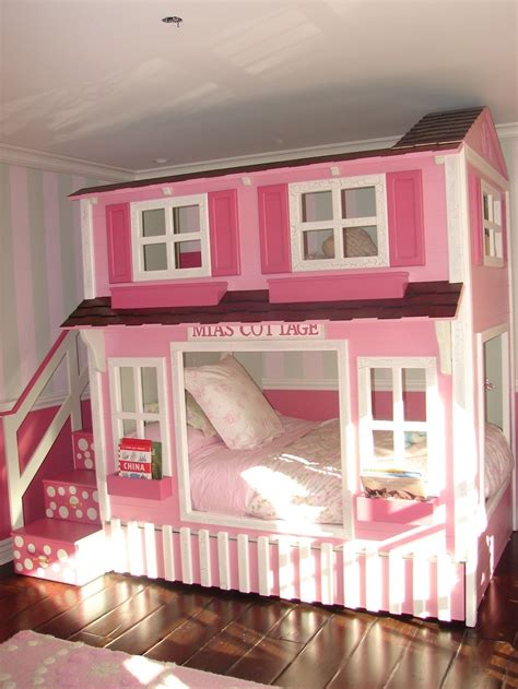 cottage bunkbeds fairy tale cottage bunk bed look book