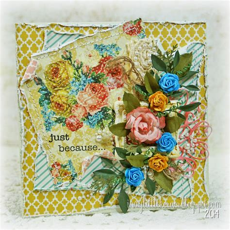 in my little korner simply shabby squares