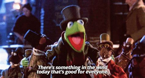 a carol gifts the muppet carol on