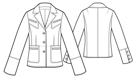 sewing pattern leather jacket leather jacket sewing pattern 5475 made to measure