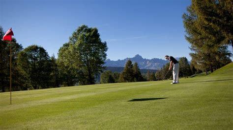 Golf 9 Trous Autour De Paris by Les 5 Golfs Autour Du Mont Blanc