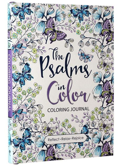 a creative journal and coloring book for comfort healing in times of loss comfort and for the soul books the psalms in color inspirational creative coloring
