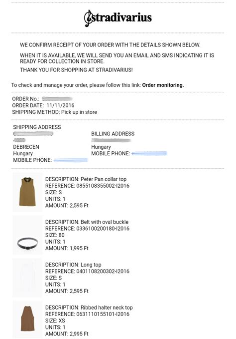 shipping confirmation template shipping confirmation template gallery template design ideas