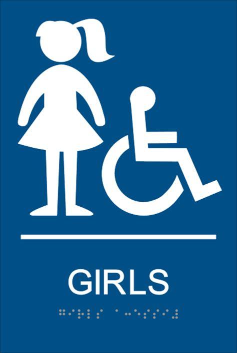bathroom girl sign gallery for gt girl on toilet clipart