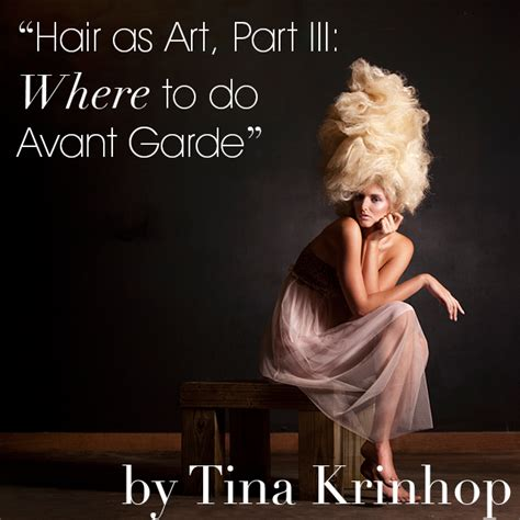 Did You Prefer The Avant Garde Or The Everyday Looks Last On Project Runway by Quot Hair As Where To Do Avant Garde Part 3 Quot By Tina