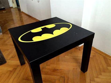 handmade batman coffee table gadgetsin