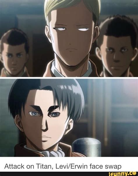 Funny Attack On Titan Memes - 14 best anime face swaps images on pinterest face swaps