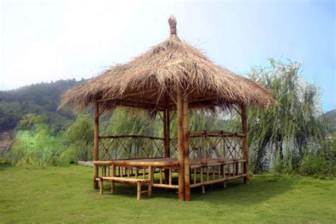 pavillon bambus sala pavillon bambus h 252 tten f 252 r daheim sala bambus