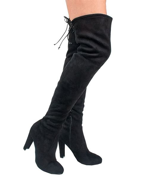 28 gorgeous pairs of thigh high boots you ll want asap
