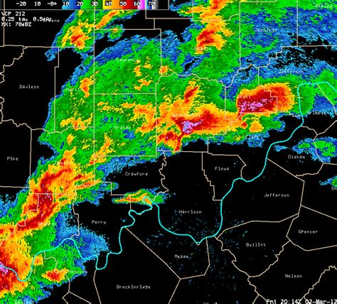local weather radar map nws louisville doppler radar all tilts reflectivity