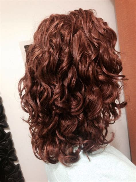 curling and layered 17 best images about curly hair styles on pinterest long