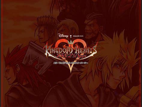kingdom hearts 358 2 days kh kingdom hearts 358 2 days wallpaper 8949416 fanpop