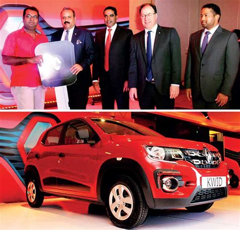 renault amw amw rolls out renault brand in sri lanka ft