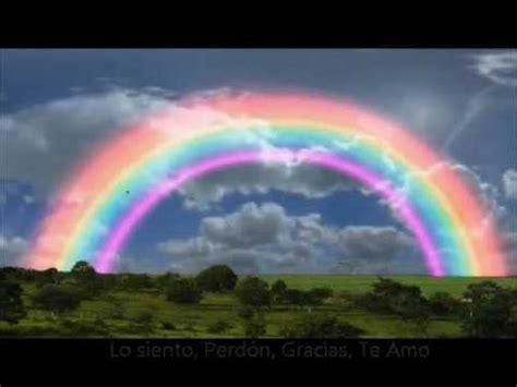 imagenes de arcoiris en alg 250 n lugar sobre el arcoiris youtube