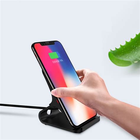 wireless base charger  iphone    samsung