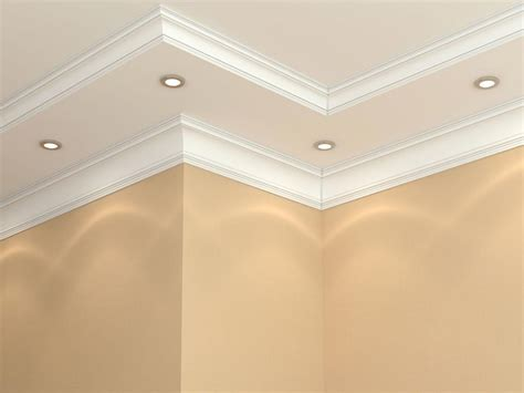 zierleisten decke ceiling moulding inteplast building products