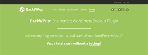 tutorial backup wordpress how to create reliable wordpress backups the ultimate guide