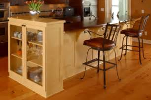 Kitchen With An Island Design by Kitchen Island Designs Pictures To Pin On Pinterest