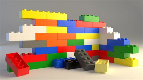 Lego A understanding corporate culture jigsaw puzzle or legos